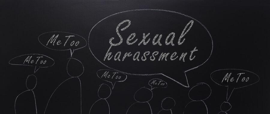 sexual harassment meets virtual reality