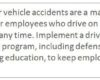 Purpose and Importance of Defensive Driving Tests for Employees | Commercial Insurance