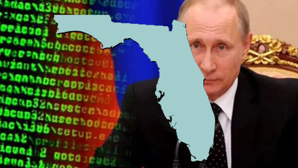 russia hack florida elections