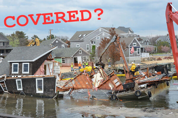 what does flood insurance cover